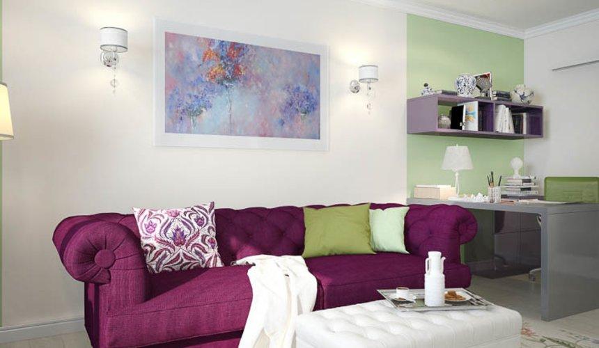 Дизайн интерьера четырехкомнатной квартиры по ул. Блюхера 41 4