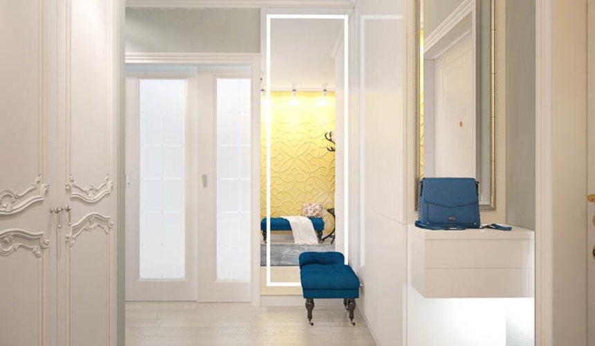 Дизайн интерьера четырехкомнатной квартиры по ул. Блюхера 41 27
