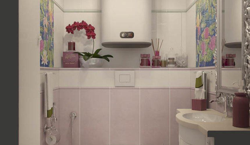 Дизайн интерьера четырехкомнатной квартиры по ул. Блюхера 41 36