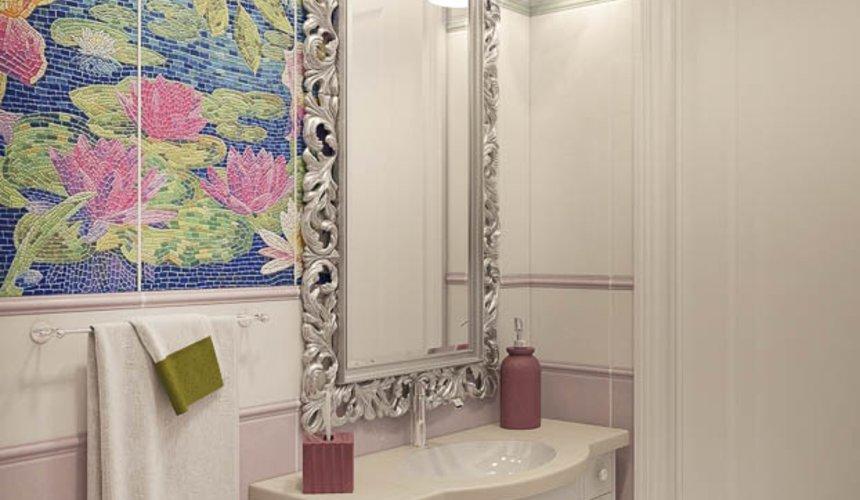 Дизайн интерьера четырехкомнатной квартиры по ул. Блюхера 41 37