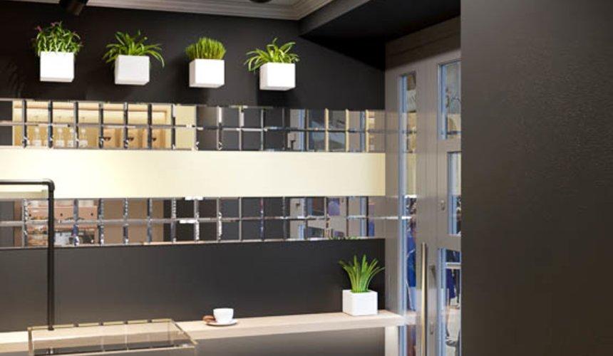 Дизайн интерьера мини-кофейни по ул. Большакова 107 3