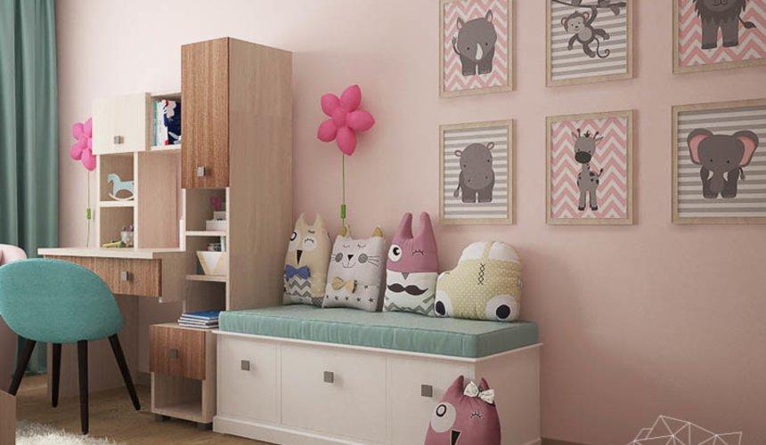 Дизайн интерьера детских комнат в г. Каменск-Уральский 9