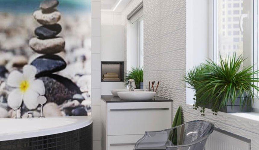 Дизайн интерьера ванной комнаты в г. Каменск-Уральский 4