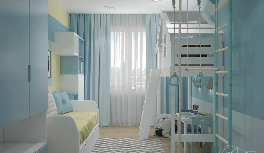 Дизайн интерьера детских комнат в г. Каменск-Уральский 5