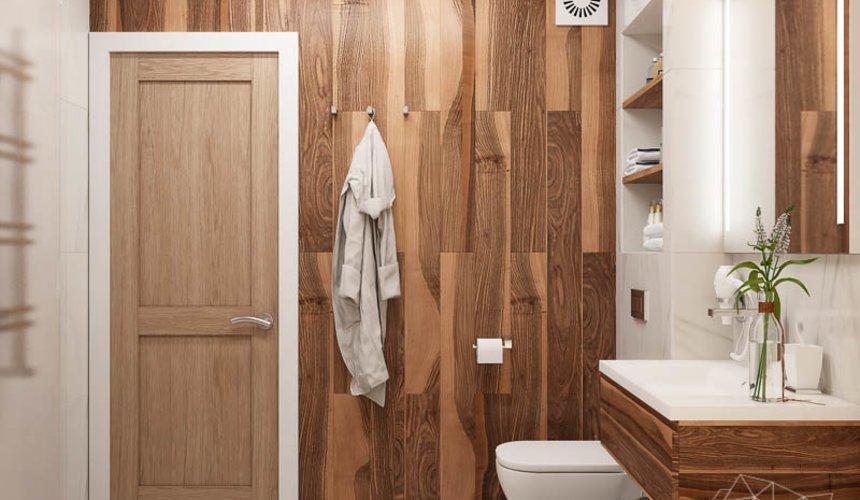 Дизайн интерьера четырехкомнатной квартиры по ул. Блюхера 45 12