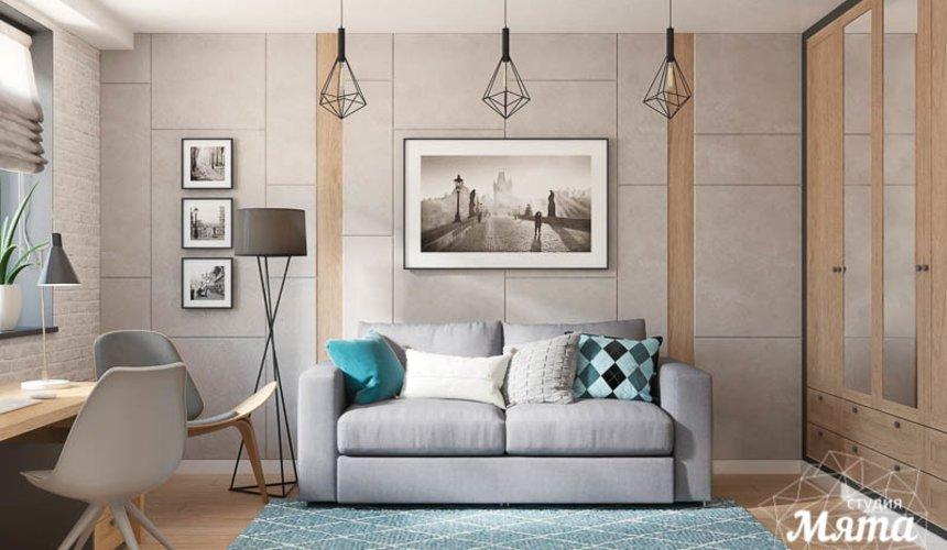 Дизайн интерьера четырехкомнатной квартиры по ул. Блюхера 45 8