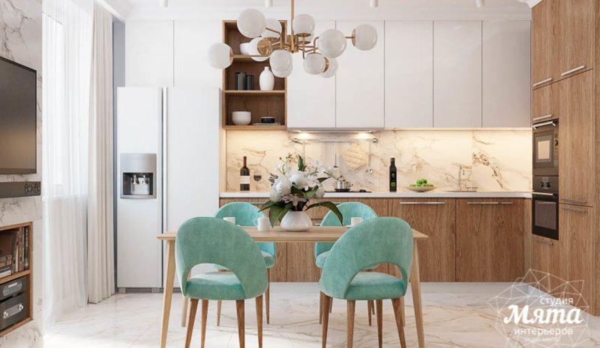Дизайн интерьера четырехкомнатной квартиры по ул. Блюхера 45 2