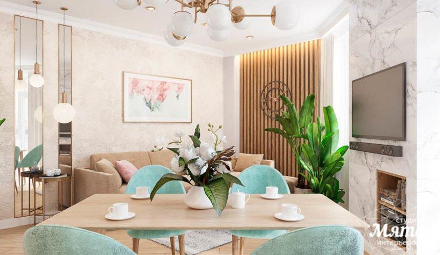 Дизайн интерьера четырехкомнатной квартиры по ул. Блюхера 45 5