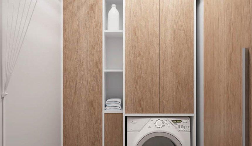 Дизайн интерьера четырехкомнатной квартиры по ул. Блюхера 45 16