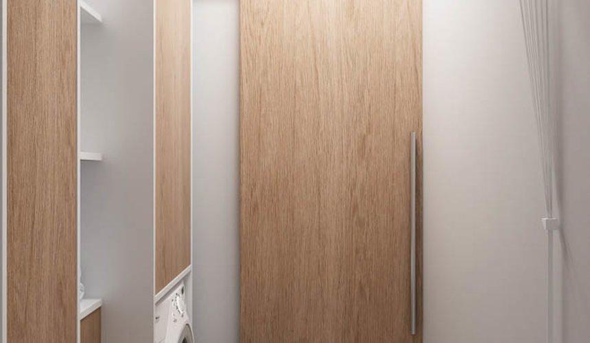 Дизайн интерьера четырехкомнатной квартиры по ул. Блюхера 45 17