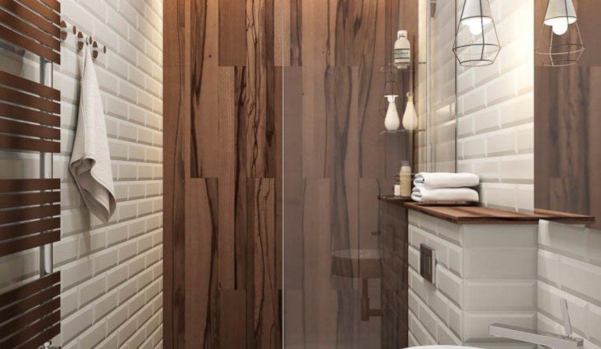 Дизайн интерьера четырехкомнатной квартиры по ул. Блюхера 45 26