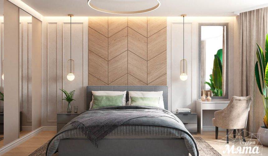 Дизайн интерьера четырехкомнатной квартиры по ул. Блюхера 45 14
