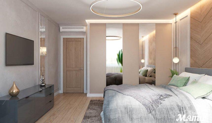 Дизайн интерьера четырехкомнатной квартиры по ул. Блюхера 45 15