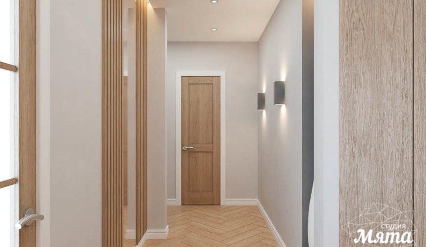 Дизайн интерьера четырехкомнатной квартиры по ул. Блюхера 45 25