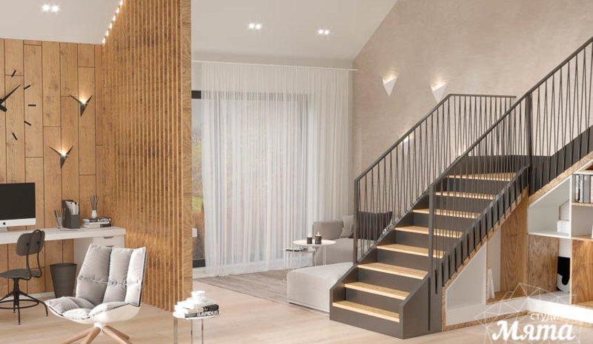 Дизайн интерьера гостиной в коттедже в г. Алапаевск 4