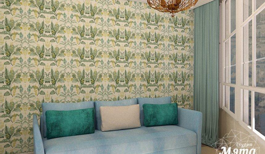 Дизайн интерьера квартиры в стиле современной классики в ЖК Вивальди 19