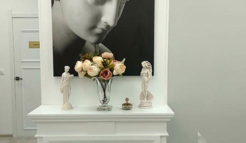 Дизайн интерьера и ремонт салона красоты в ЖК Флагман 3