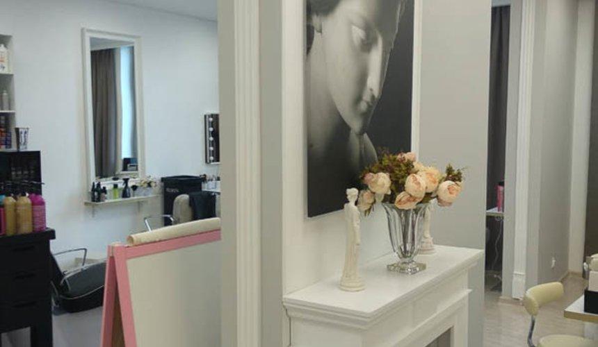 Дизайн интерьера и ремонт салона красоты в ЖК Флагман 5