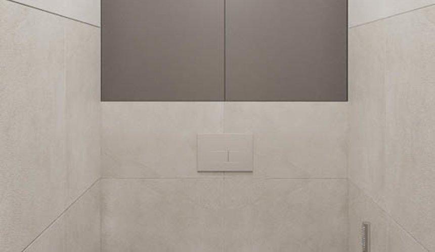 Дизайн интерьера трехкомнатной квартиры в ЖК Дом у пруда ... 12