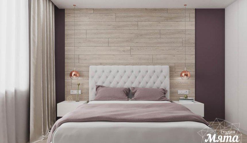 Дизайн интерьера трехкомнатной квартиры в ЖК Дом у пруда ... 17