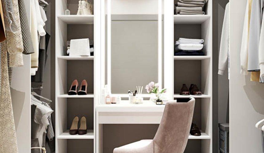 Дизайн интерьера однокомнатной квартиры в ЖК Оазис 26