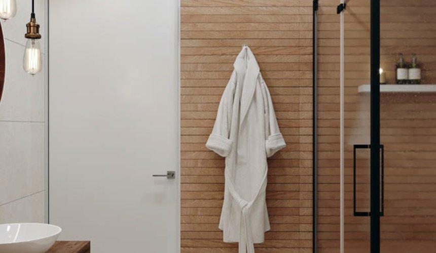 Дизайн интерьера трехкомнатной квартиры в ЖК Чемпион Парк 29