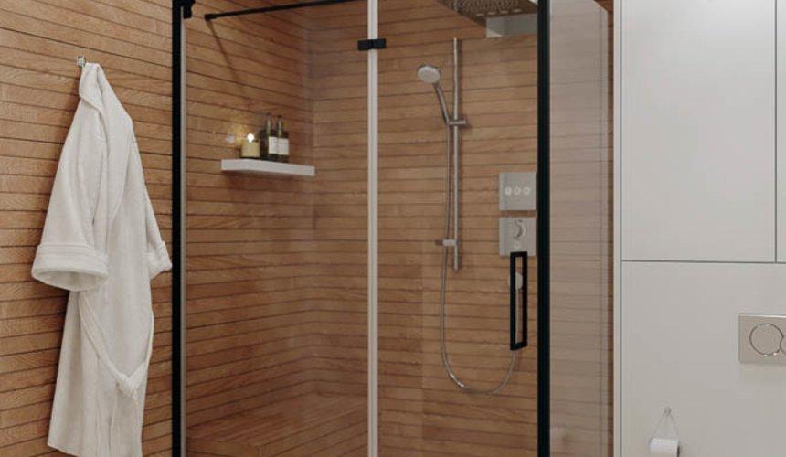 Дизайн интерьера трехкомнатной квартиры в ЖК Чемпион Парк 30