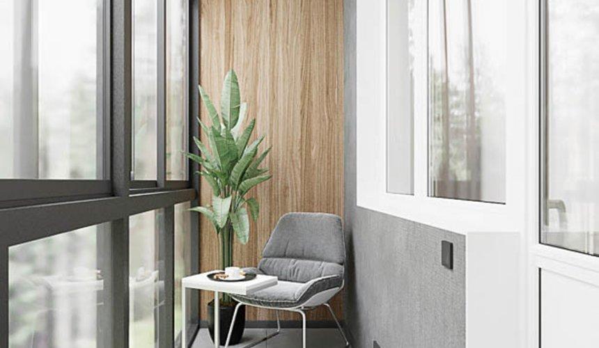 Дизайн интерьера квартиры - студии в ЖК Гринвуд 14