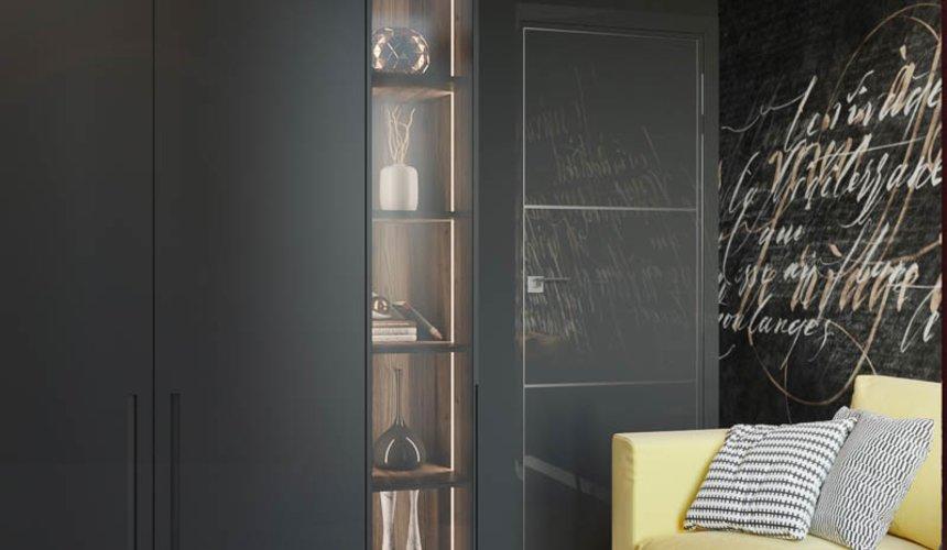 Дизайн интерьера двухкомнатной квартиры в ЖК Репин Парк 10