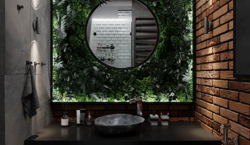 Дизайн интерьера квартиры в стиле лофт 3