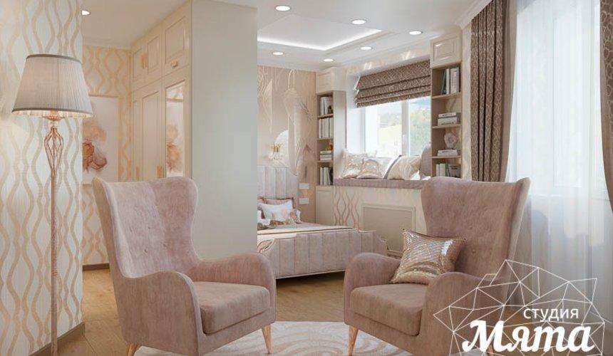 Дизайн интерьера однокомнатной квартиры, ул.Рощинская  5