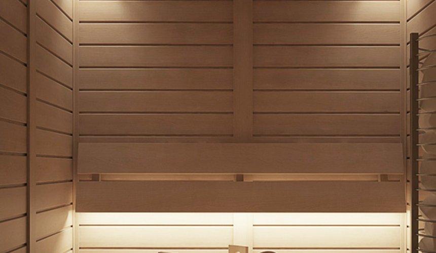 Дизайн интерьера трехкомнатной квартиры в ЖК Клевер Парк 26