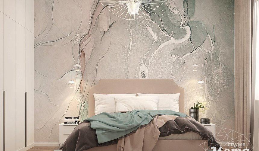 Дизайн интерьера трехкомнатной квартиры в ЖК Клевер Парк 4